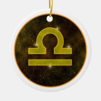Libra Stars Ornament