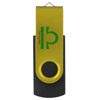 Libra Swivel USB 2.0 Flash Drive