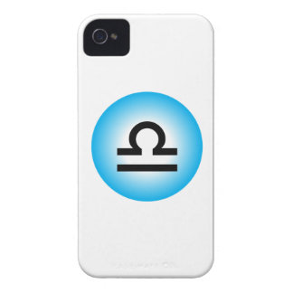 LIBRA SYMBOL iPhone 4 CASE