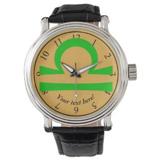 Libra Wristwatch