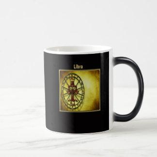 Libra Zodiac Astrology design Magic Mug