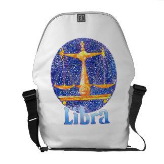 Libra - Zodiac Backpack Commuter Bag