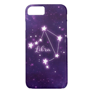 Libra Zodiac Constellation Phone Case