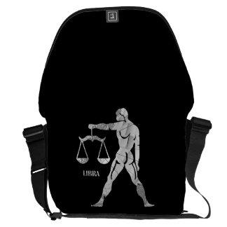 Libra Zodiac Messenger Bags