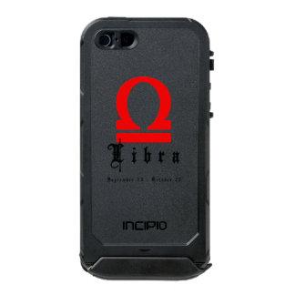 Libra zodiac sign incipio ATLAS ID™ iPhone 5 case