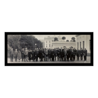 Librarians 50th DC Photo 1926 Print