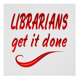 Librarians Print