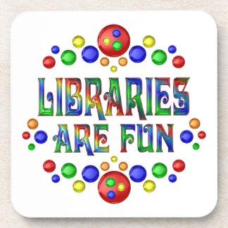 Libraries are Fun Coaster
