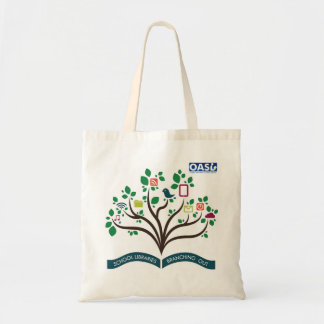 """""""Libraries Branching Out"""" Budget Tote Budget Tote Bag"""