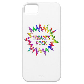 Libraries Rock Barely There iPhone 5 Case