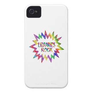 Libraries Rock iPhone 4 Cover