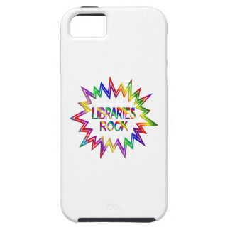 Libraries Rock iPhone 5 Case