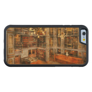 Library - A literary classic 1905 Maple iPhone 6 Bumper Case