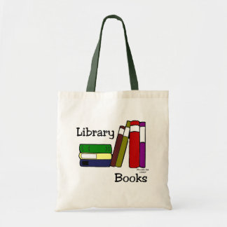 Library Book Bag