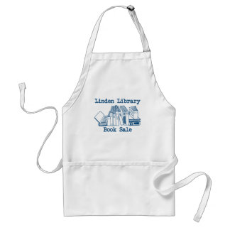 Library Book Sale Apron
