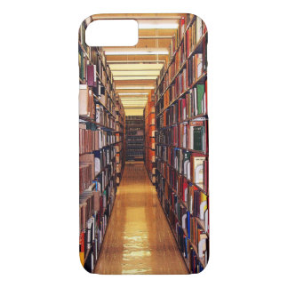 Library Books iPhone 7/8 Case