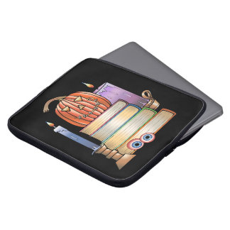Library Books Laptop Sleeve