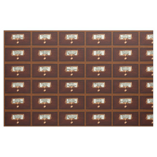 Library Books Wood Card Catalog Drawers Reading Fabric