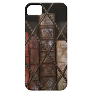Library bookshelf iPhone 5 cases
