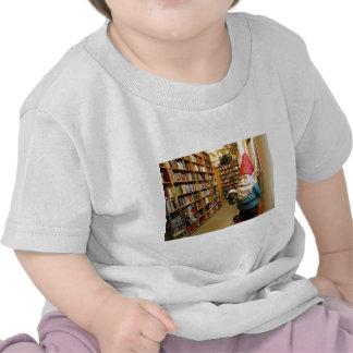 Library Gnome I Shirt