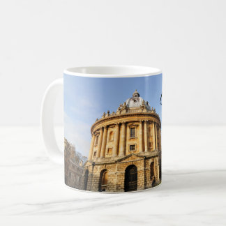 Library in Oxford, England Coffee Mug