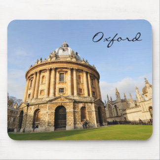 Library in Oxford, England Mouse Pad