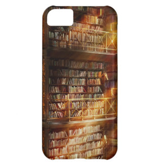 Library - It starts with a single page 1920 iPhone 5C Case