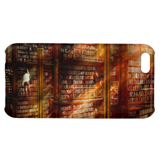 Library - It starts with a single page 1920 iPhone 5C Cover