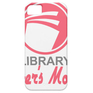 Library Lovers' Month - Appreciation Day Case For The iPhone 5