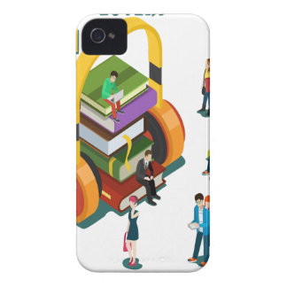 Library Lovers' Month - Appreciation Day Case-Mate iPhone 4 Cases