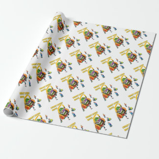 Library Lovers' Month - Appreciation Day Wrapping Paper