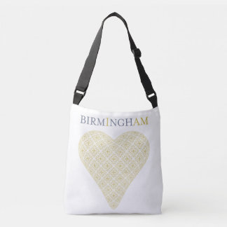Library of Birmingham Cross Body Bag