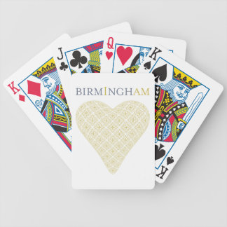Library of Birmingham Playing Cards