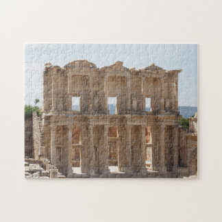 Library of Celsus in Ephesus, Turkey Jigsaw Puzzle