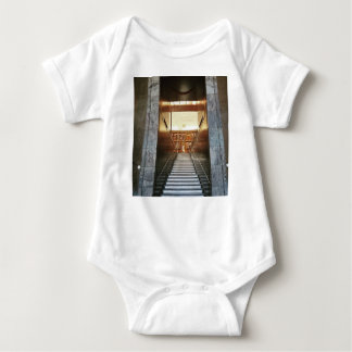 Library staira baby bodysuit