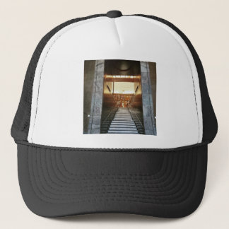 Library staira trucker hat