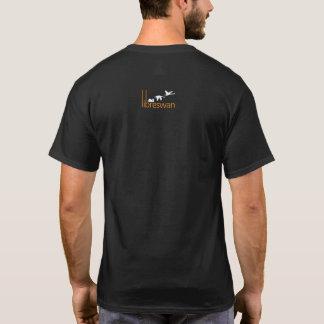 Libreswan swans t-shirt