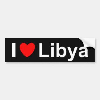Libya Bumper Sticker