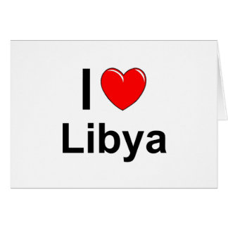 Libya Card