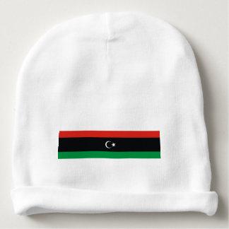 Libya country long flag nation symbol republic baby beanie