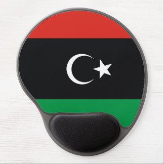Libya country long flag nation symbol republic gel mouse pad