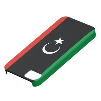 Libya country long flag nation symbol republic iPhone 5 cover