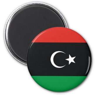 Libya country long flag nation symbol republic magnet