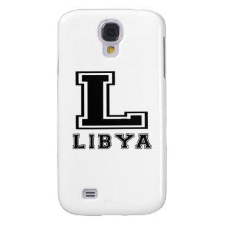Libya Designs Samsung Galaxy S4 Covers