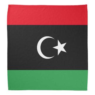Libya Flag Bandana