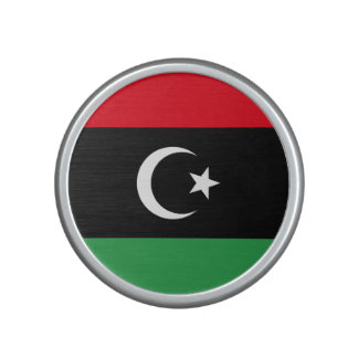 Libya Flag Bluetooth Speaker