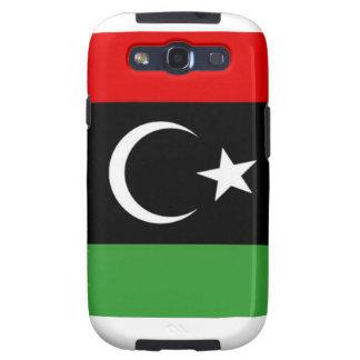 Libya Flag Galaxy S3 Case