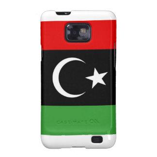 Libya Flag Samsung Galaxy SII Cases