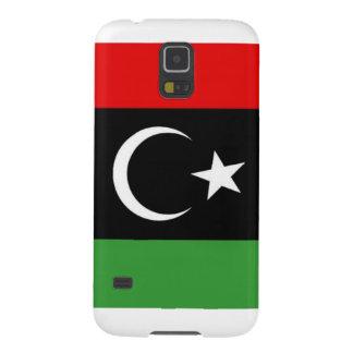 Libya Flag Galaxy S5 Case