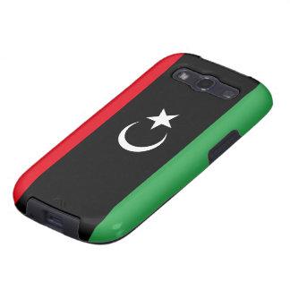 Libya Flag Samsung Galaxy SIII Cover